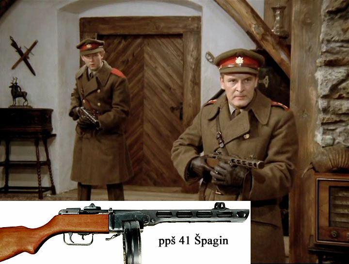30 výstřelů Majora Zemana - filmové zbraně, střílení zážitek, akční střelba