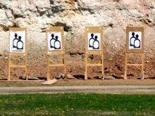 Parádní střelba - zážitek střílení, akční střelba