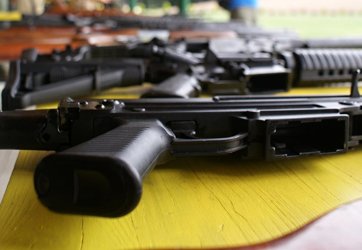 Přůřez světem zbraní Malý - střílení zážitek, akční střelba