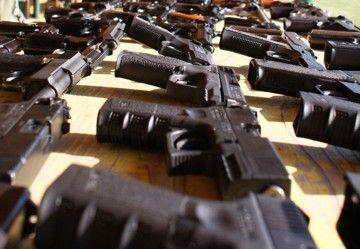 Přůřez světem zbraní Velký - střílení zážitek