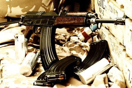 Super action - zážitek střílení, akční střelba
