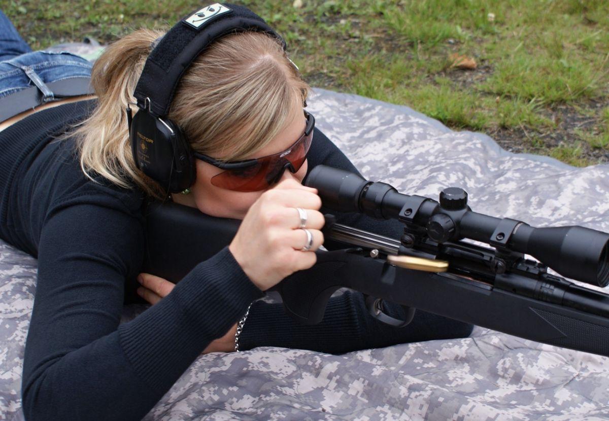 Velký nářez - střílení zážitek, akční střelba