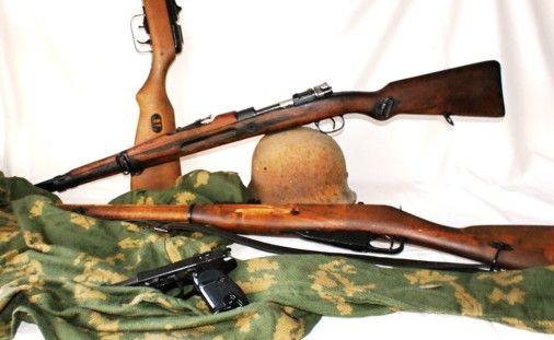 Zbraně II.světové války-střílení zážitek, akční střelba