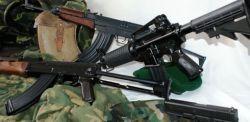 Armádní zbraně dnes
