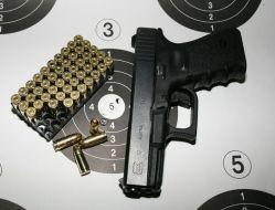 Glock 1 zbraň