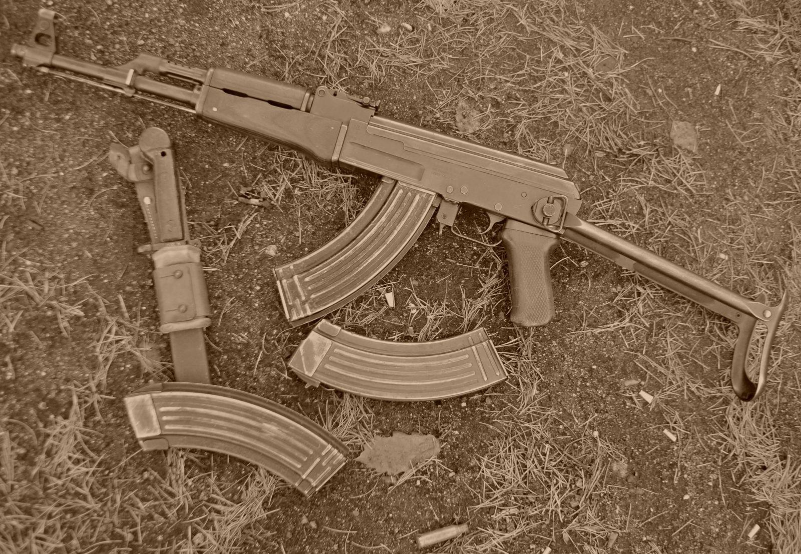 Historie psaná střelným prachem - střílení zážitek, akční střelba
