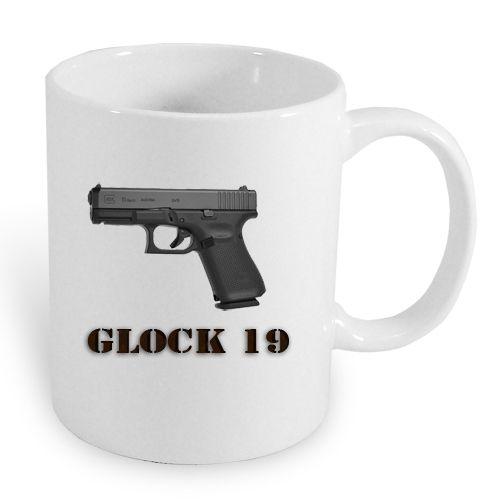"Hrnek ""Glock 19"""