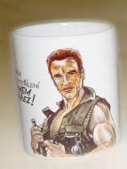 Hrnek Arnie a NKTEAM