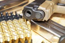 Kurz střelby - pistole 1. stupeň  16.3.2019 Placy