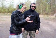 Průřez světem zbraní 3-5 osob - střílení zážitek, akční střelba