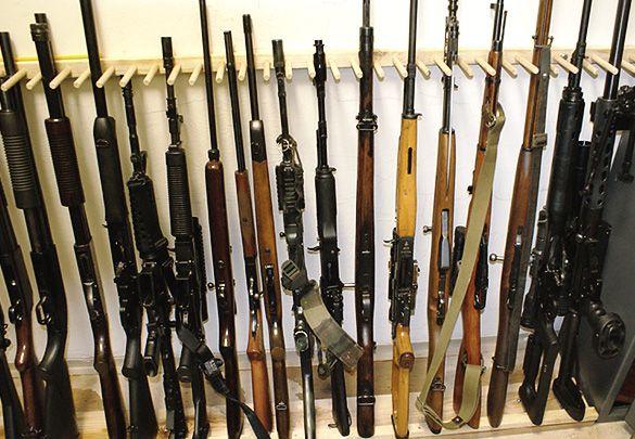 Průřez světem zbraní nkteam