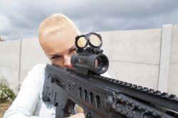 Průřez světem zbraní - Luxus