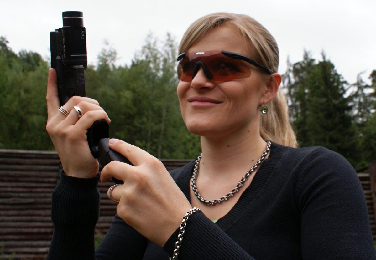Zbraně pro dva mini - akční střelba zážitek