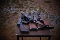 Zbraně v akci