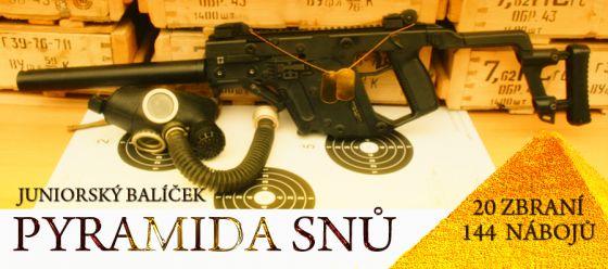 Střelecké zážitky na míru největší výběr zbraní v čr , akční střelby